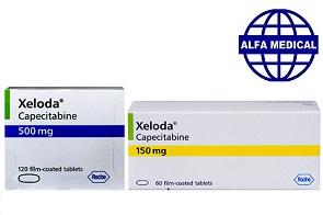 Кселода (капецитабин)