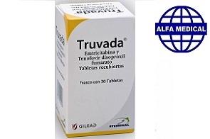 Трувада (тенофовир/эмтрицитабин)