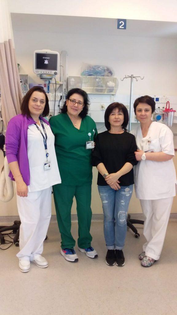 Эко старшие медсестры Ассута