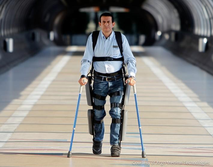 ReWalk-Argo Medical Technologies