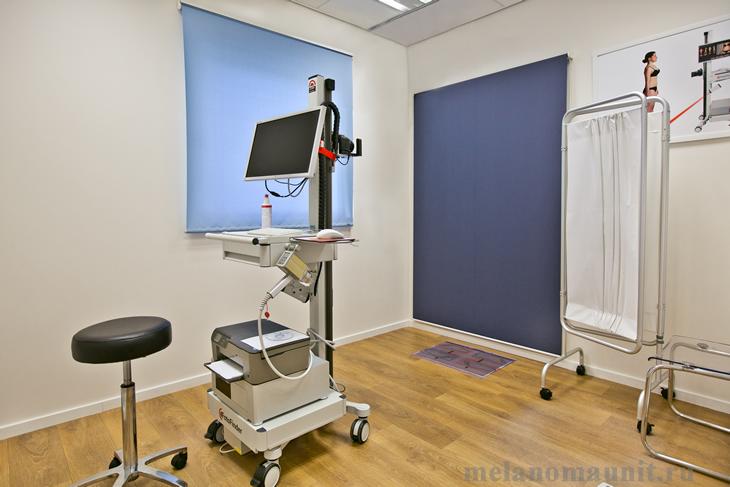 Fotofinder в клинике Меланома Юнит