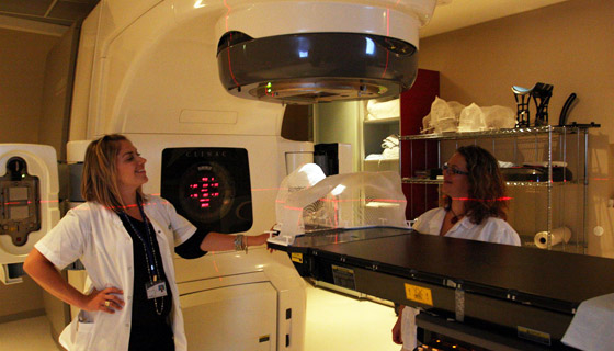 Радиотерапия. Лучевая терапия в Израиле